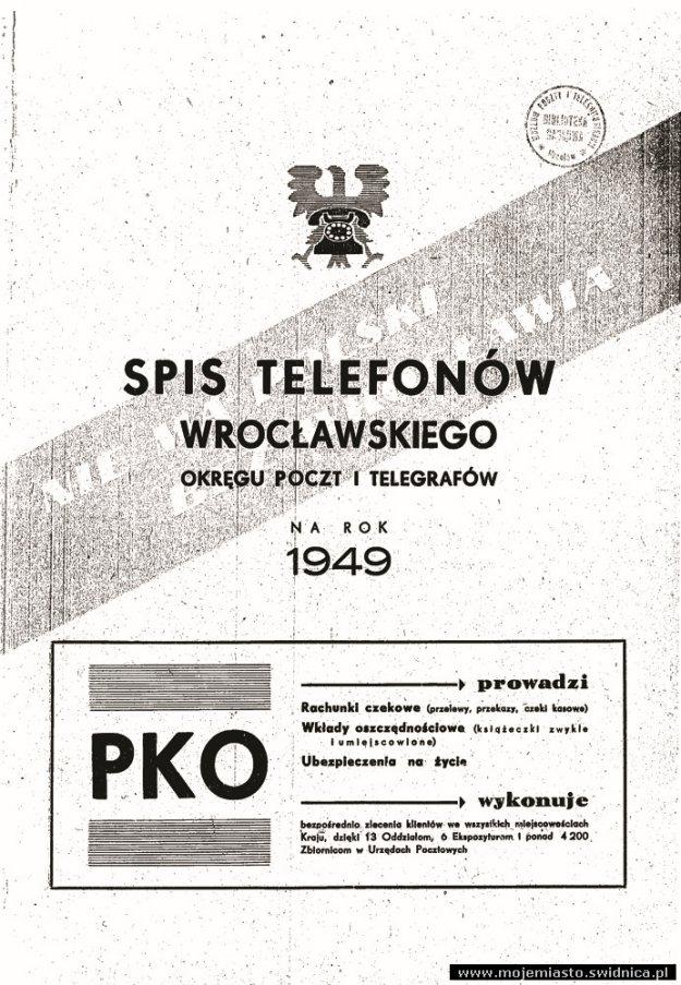 spis_telefonow_na_rok_1949_swidnica